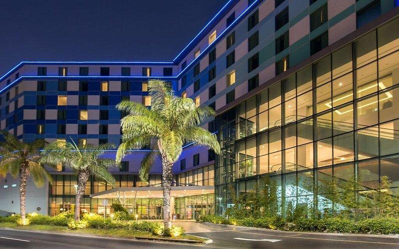 Wyndham Panama Albrook Mall Außenaufnahme