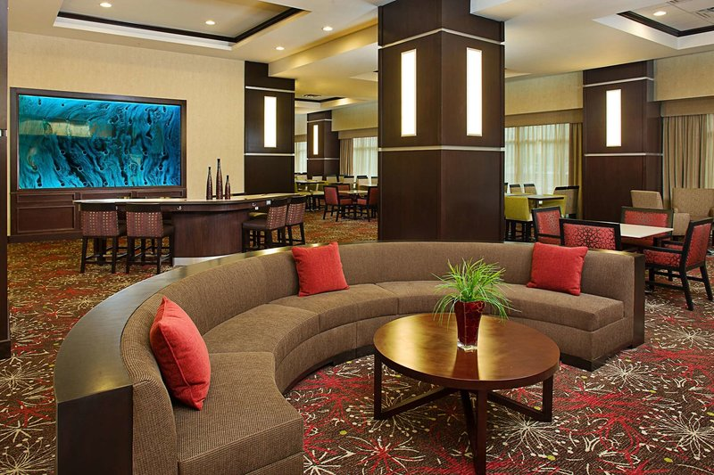 Homewood Suites by Hilton Dallas Downtown Lounge/Empfang