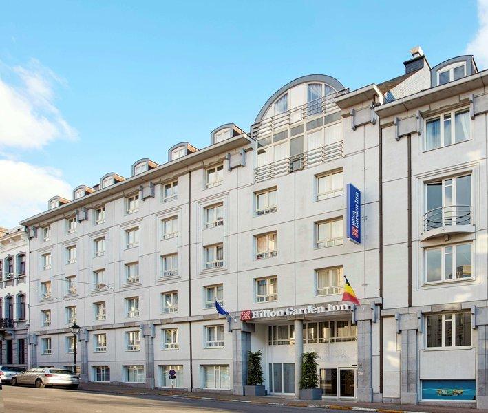 Hilton Garden Inn Brussels Louise Außenaufnahme