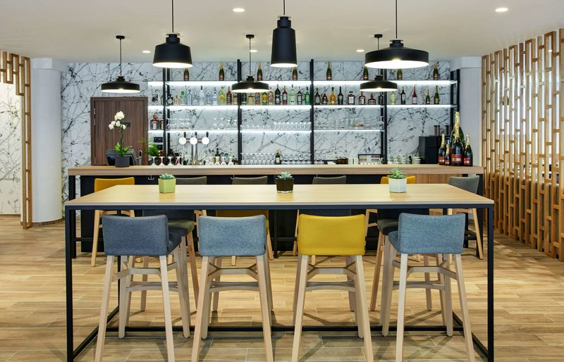 Hilton Garden Inn Brussels Louise Restaurant