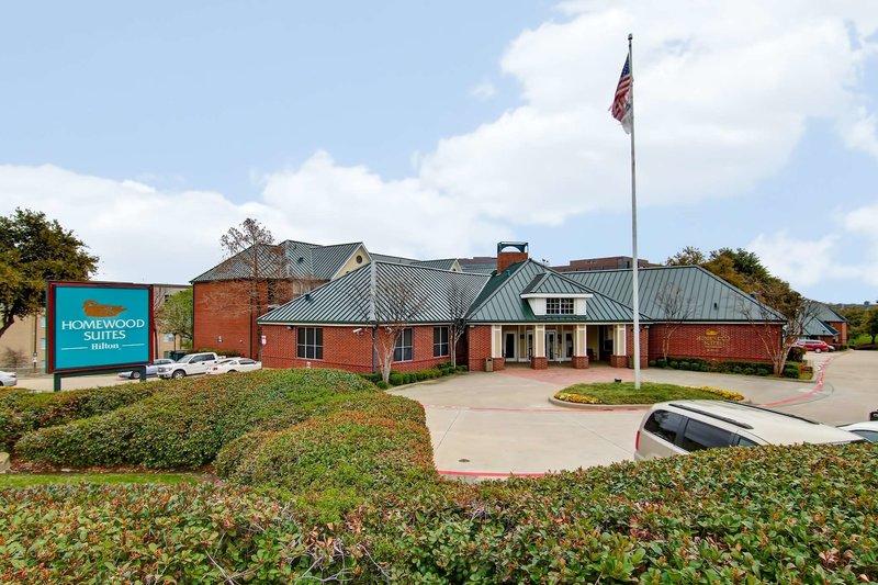 Homewood Suites by Hilton Dallas-Irving-Las Colinas Außenaufnahme