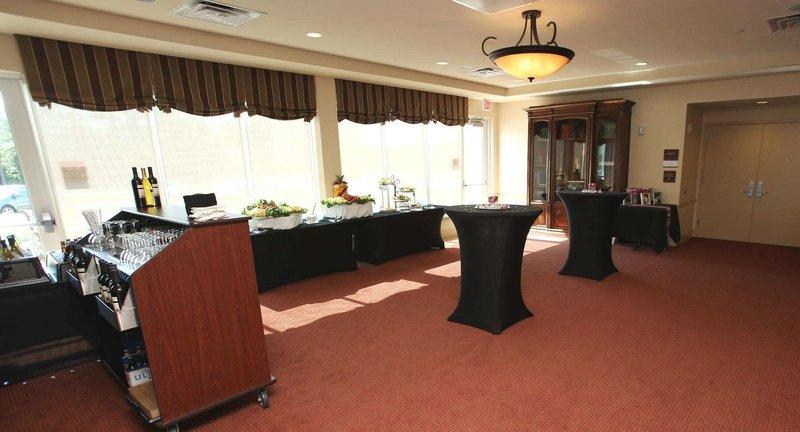 Hilton Garden Inn Houston Energy Corridor Lounge/Empfang