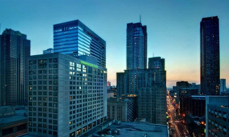 Homewood Suites by Hilton Chicago-Downtown Außenaufnahme