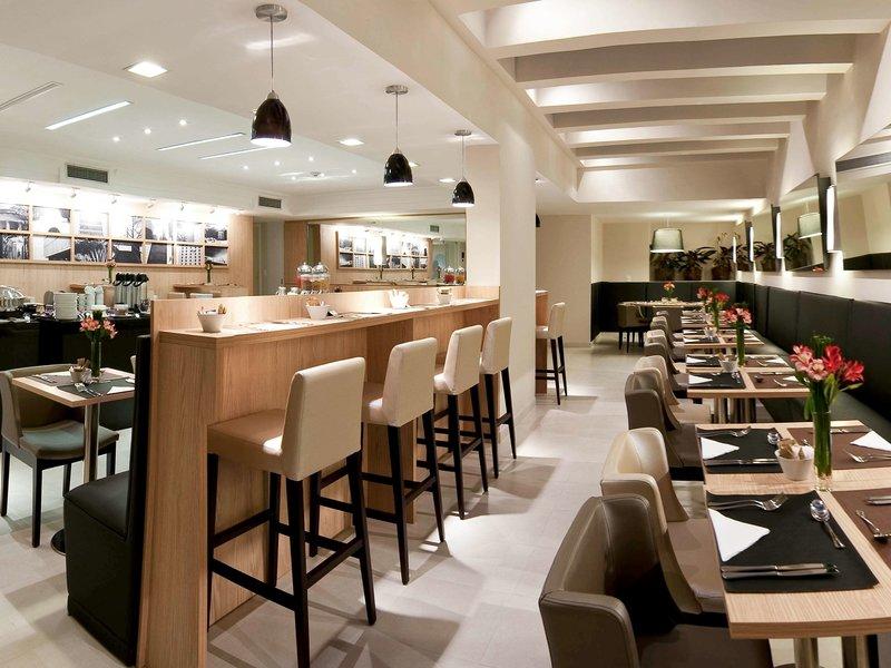 Mercure Sao Paulo Pamplona Restaurant