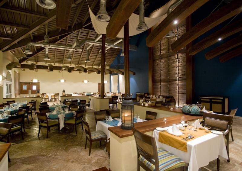 Now Larimar Punta CanaRestaurant