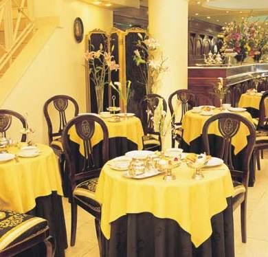 Recoleta Luxury Boutique  Restaurant
