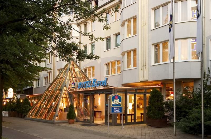Leonardo Berlin City SüdAuߟenaufnahme