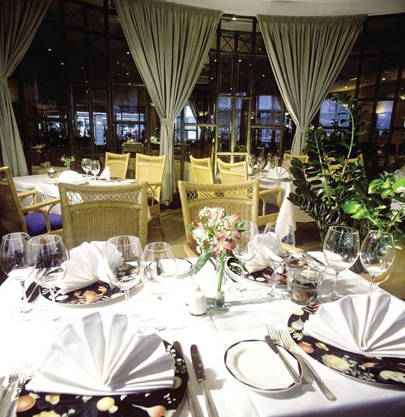 Kempinski Hotel Corvinus Restaurant