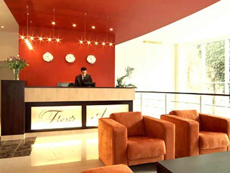 The Augustin  Lounge/Empfang