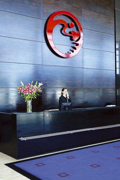 NH Columbia Lounge/Empfang