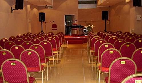 Ker Recoleta Hotel & Spa Konferenzraum