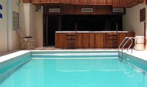 Ker Recoleta Hotel & Spa Pool