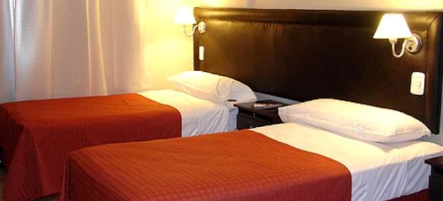 Ker Recoleta Hotel & Spa Wohnbeispiel