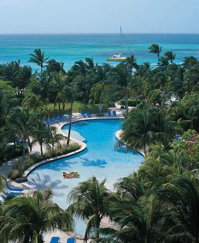 Hilton Aruba Caribbean Resort & Casino Pool