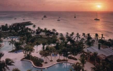 Hilton Aruba Caribbean Resort & Casino Strand