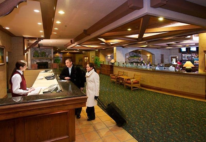 Elk & Avenue Hotel Lounge/Empfang