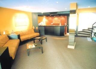 Sonesta Posada Del Inca Lima Lounge/Empfang