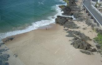 Mercure Salvador Rio Vermelho Hotel Strand