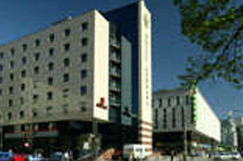 Gromada Warszawa Centrum Dom Chlopa Außenaufnahme
