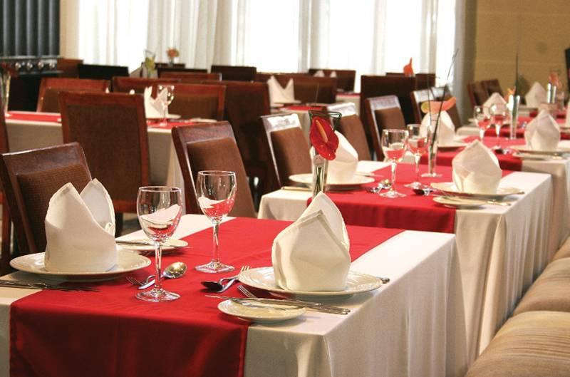 Radisson Hotel Curitiba Restaurant