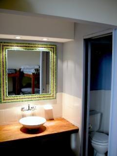 America del Sur Hostel El Calafate Badezimmer