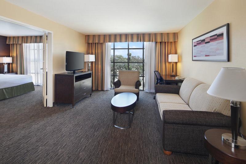 Holiday Inn & Suites Anaheim Wohnbeispiel
