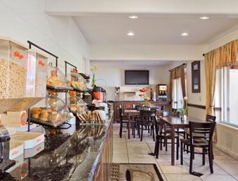 Days Inn Market Center Dallas Restaurant