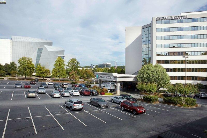 Embassy Suites Atlanta - Galleria Außenaufnahme