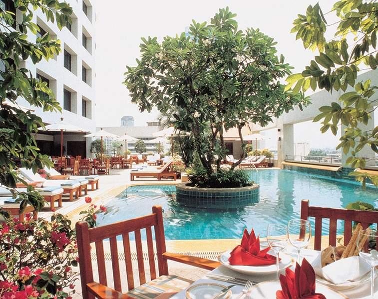 AVANI Atrium Bangkok Restaurant