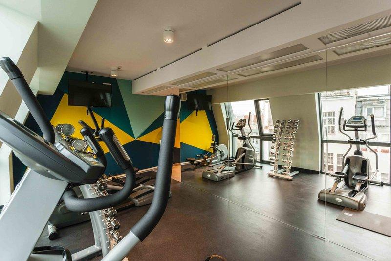 PURO Hotel Poznan Sport und Freizeit