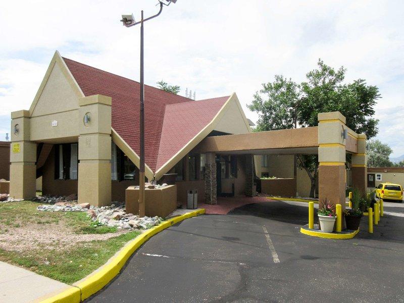 Rodeway Inn & Suites Denver Außenaufnahme