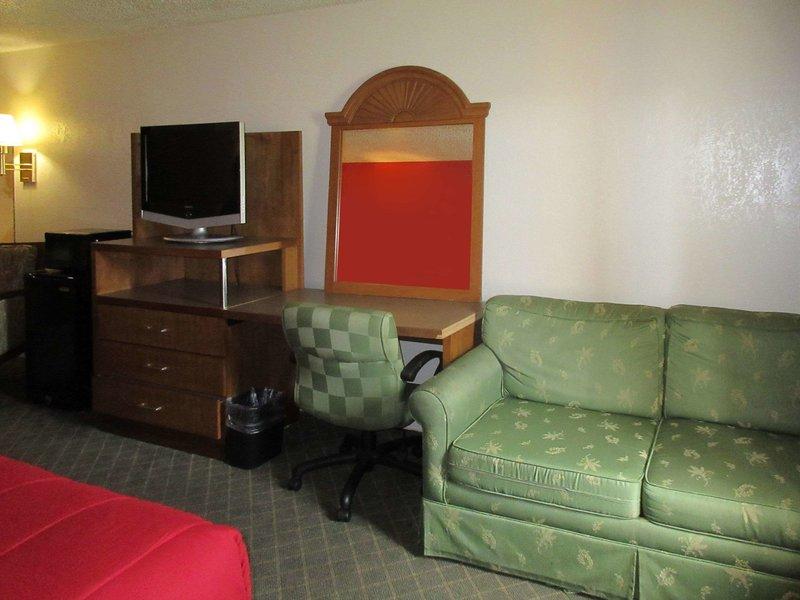Rodeway Inn & Suites Denver Wohnbeispiel