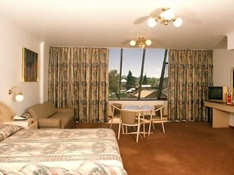 Adelaide Meridien Hotel & Apartments Wohnbeispiel
