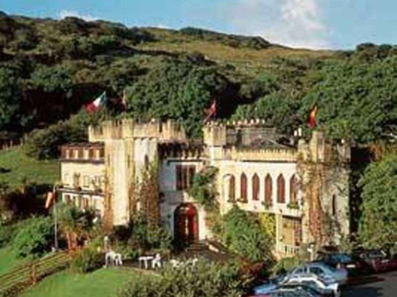 Abbeyglen Castle Außenaufnahme