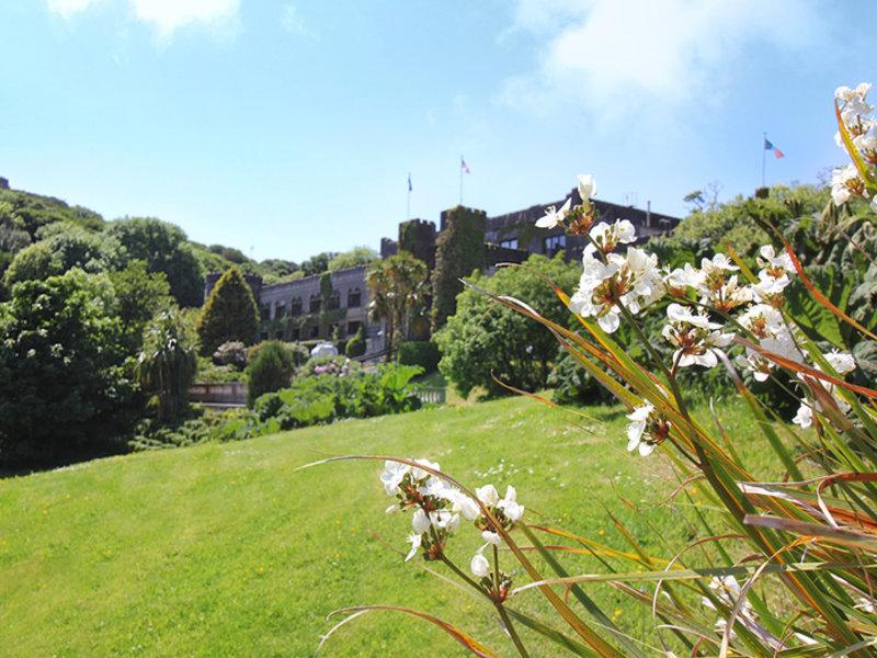 Abbeyglen Castle Garten