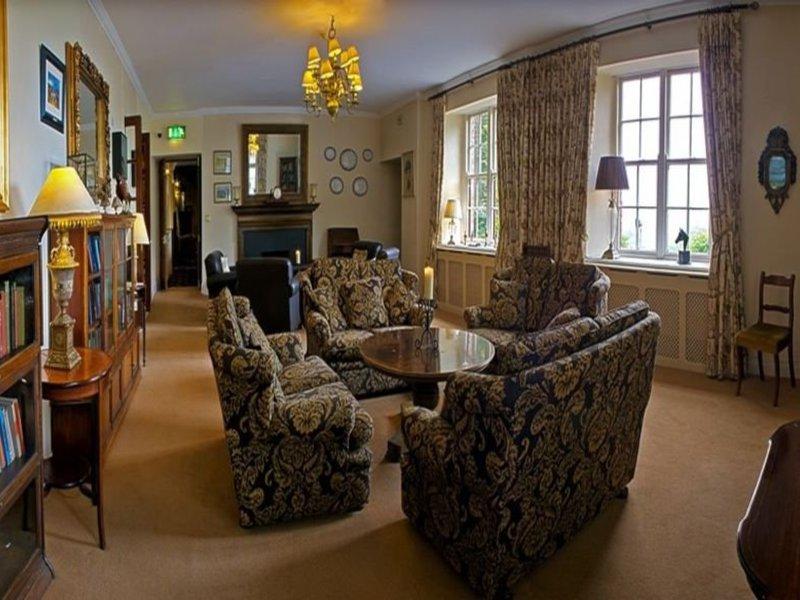 Abbeyglen Castle Lounge/Empfang