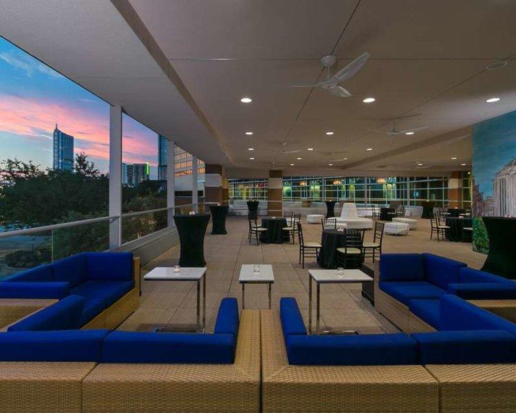 Hyatt Regency Austin Lounge/Empfang