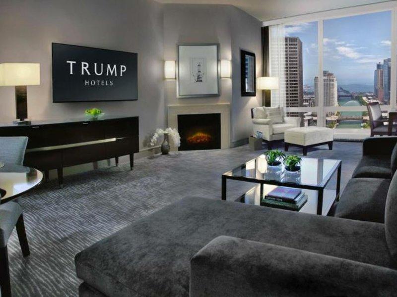 Trump International Hotel & Tower Wohnbeispiel