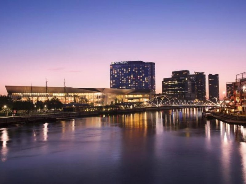 Pan Pacific Melbourne Strand