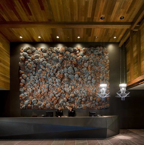 Pan Pacific Melbourne Lounge/Empfang
