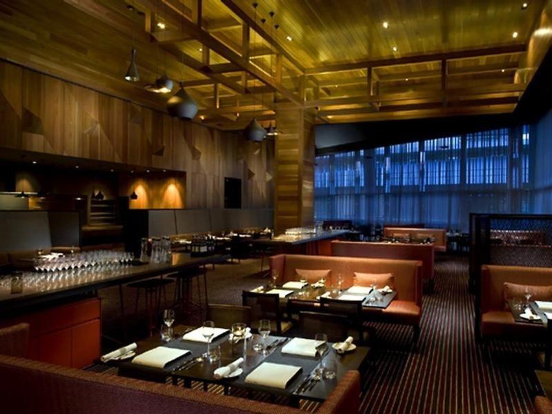 Pan Pacific Melbourne Restaurant