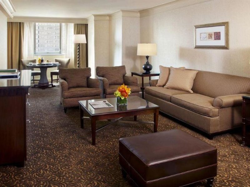 Wyndham Grand Chicago Riverfront Lounge/Empfang