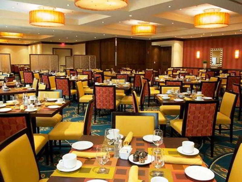 Atlanta Marriott Buckhead Hotel & Conference Center Restaurant