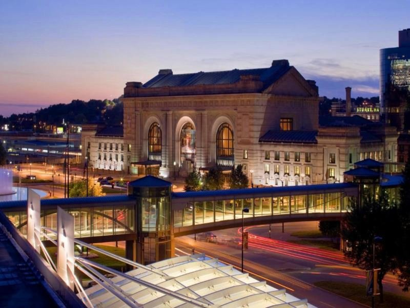 The Westin Kansas City at Crown Center Terrasse