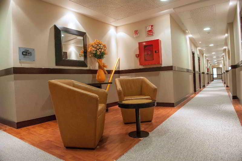 Sercotel Princesa de Eboli Lounge/Empfang