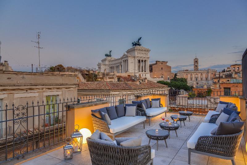 Otivm Hotel Terrasse