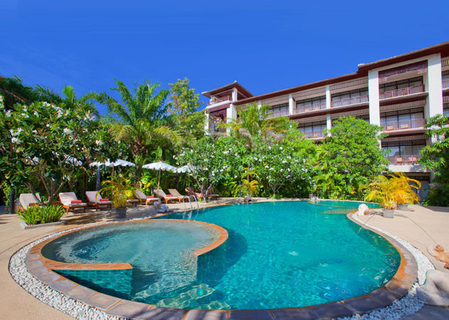 Le Murraya Boutique Serviced Residence & Resort Pool