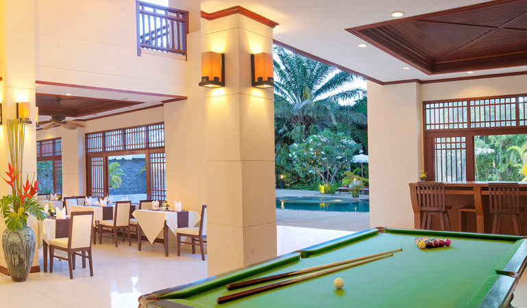 Le Murraya Boutique Serviced Residence & Resort Lounge/Empfang