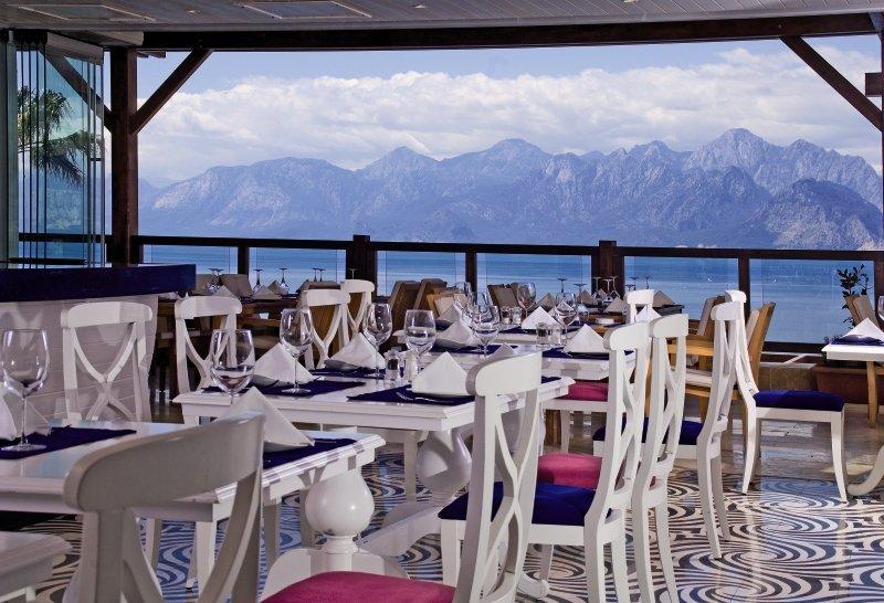 Ramada Plaza AntalyaRestaurant