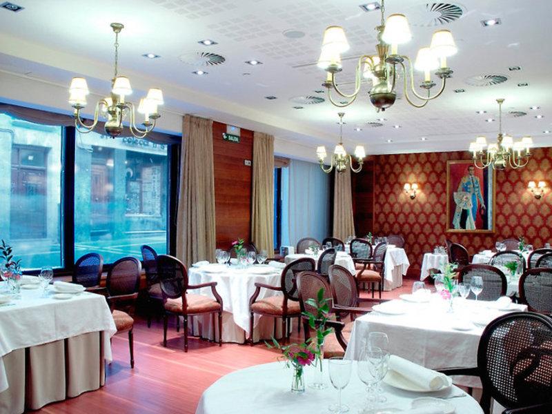 Gran Hotel La Perla Restaurant